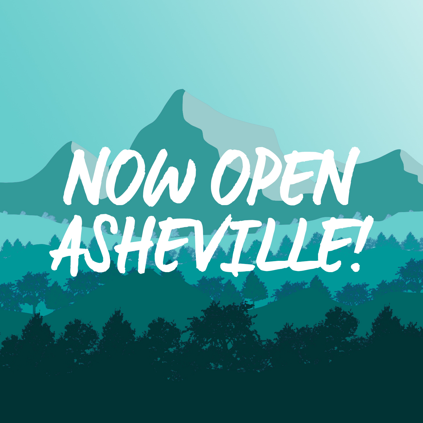 Now Open In Nadeau Asheville