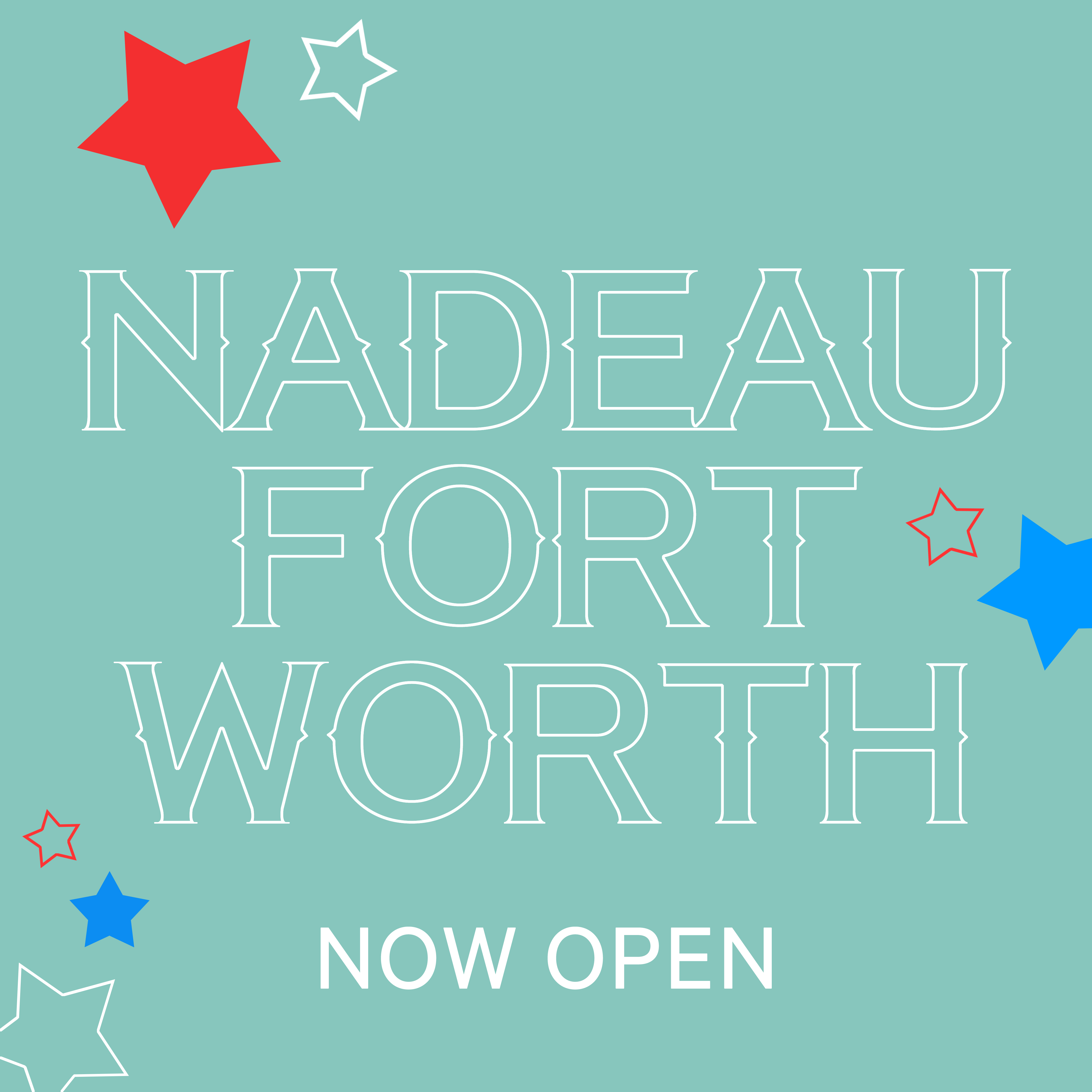 Fort Worth Now Open