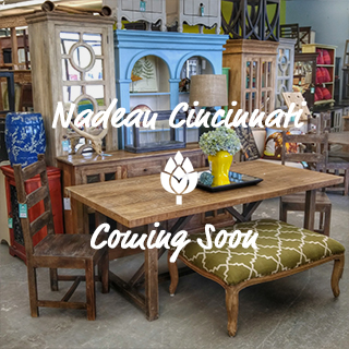 Nadeau - Furniture with a Soul - Cincinnati