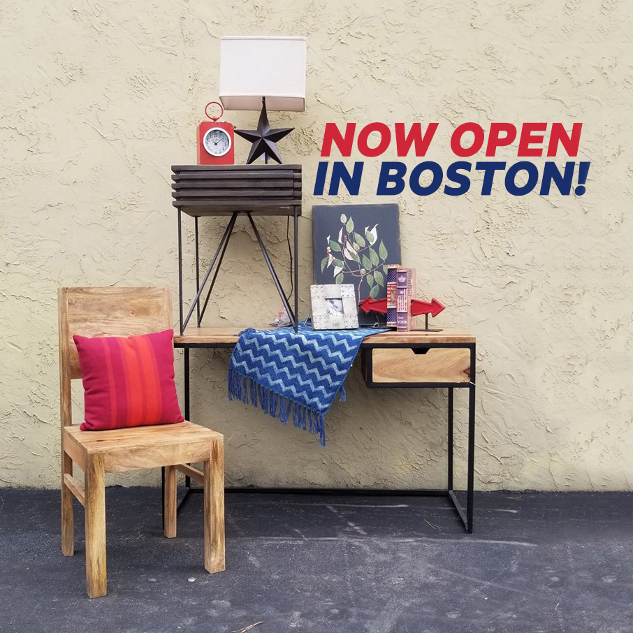 Boston Now Open