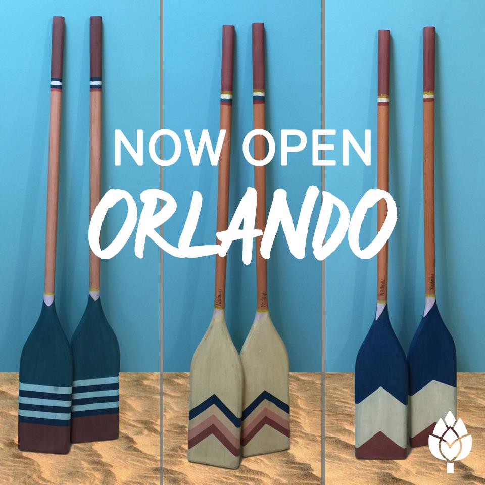 Nadeau Orlando - Now Open!