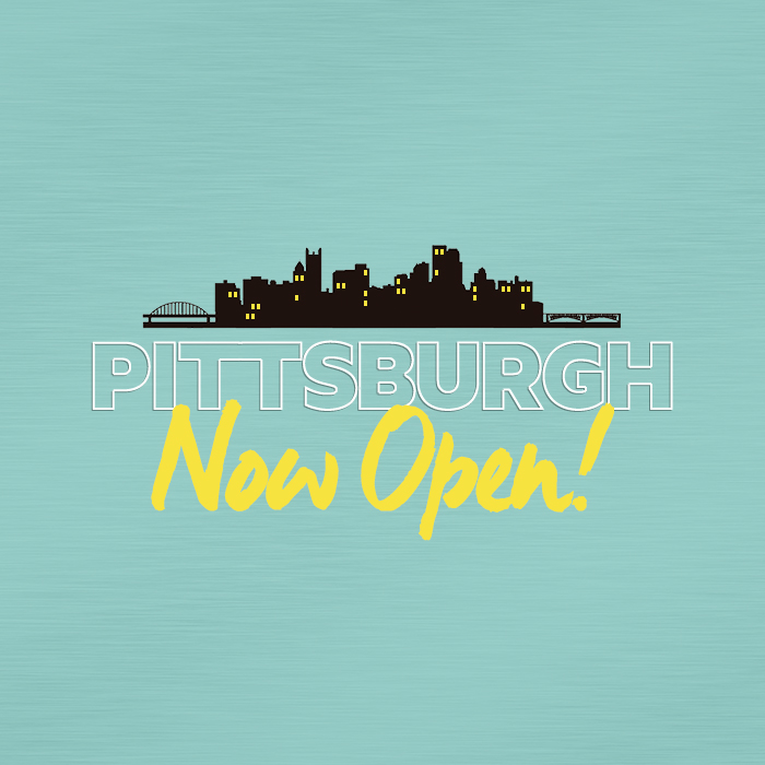 Pittsburgh Now Open