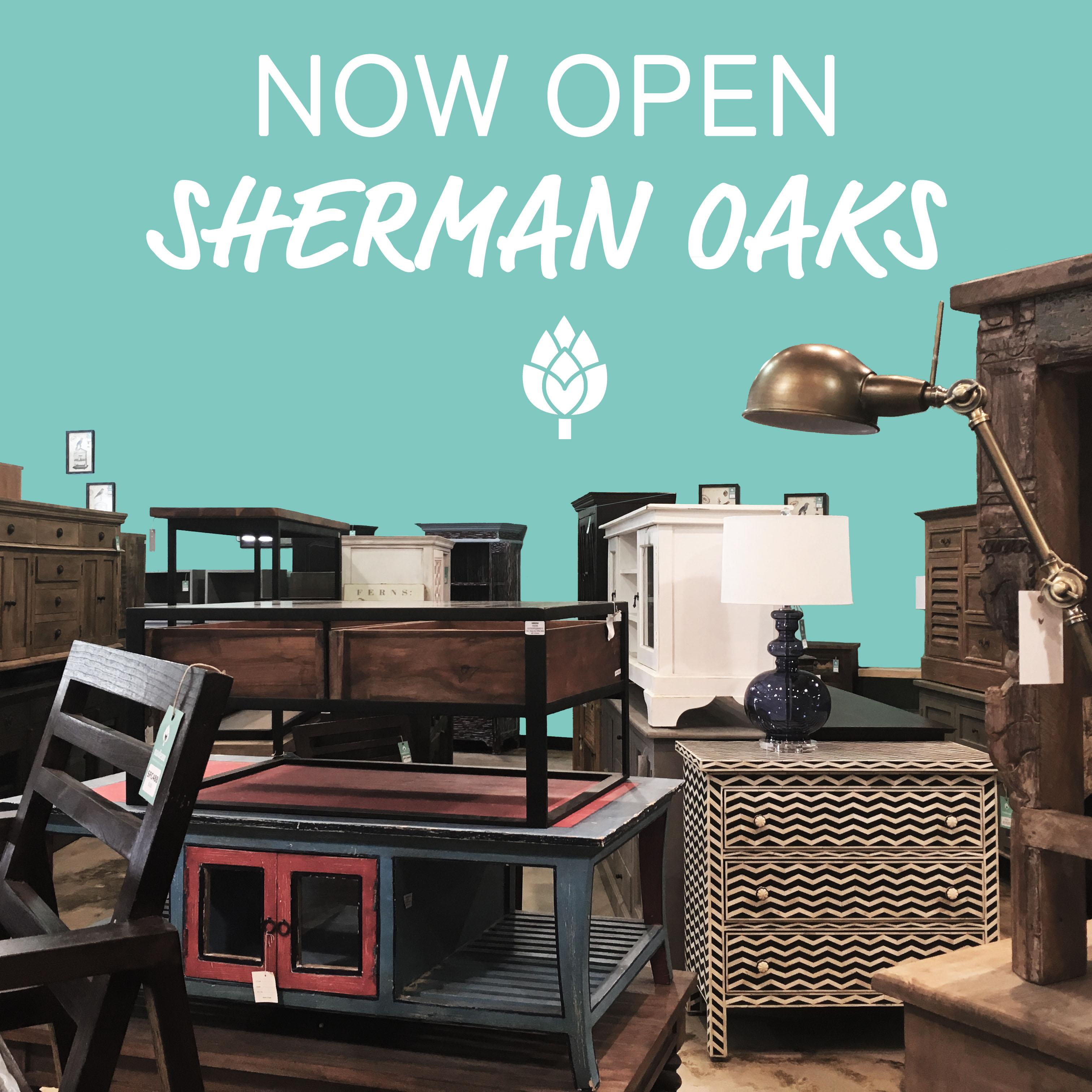 Nadeau Sherman Oaks - Now Open!