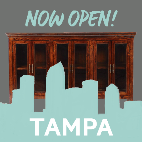 Now Open! Nadeau Tampa