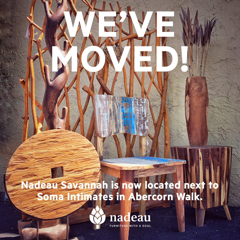 Nadeau Savannah - We've Moved