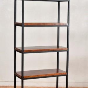 HW7522_Iron_And_Wood_Shelf_bookshelf_Nadeau-Furniture-Store