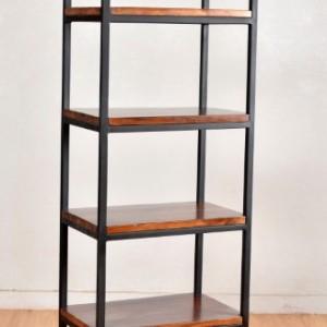 HW7523_Iron_And_Wood_Shelf_Bookshelf_Nadeau-Furniture-Store