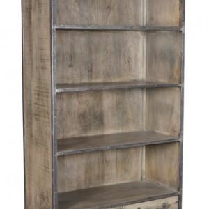 VA502_Iron_And_Wood_Bookshelf_bookcase_Nadeau-Furniture-Store