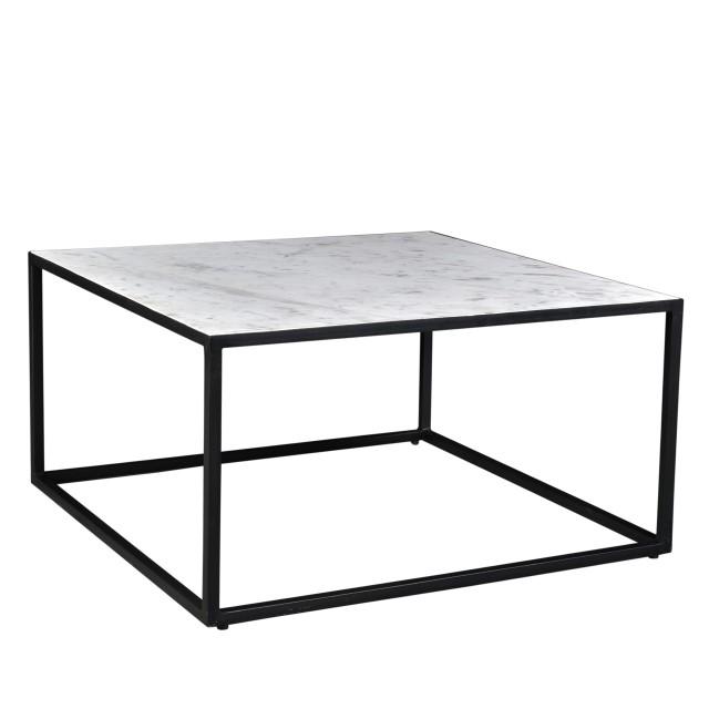 Iron U0026 Stone Coffee Table