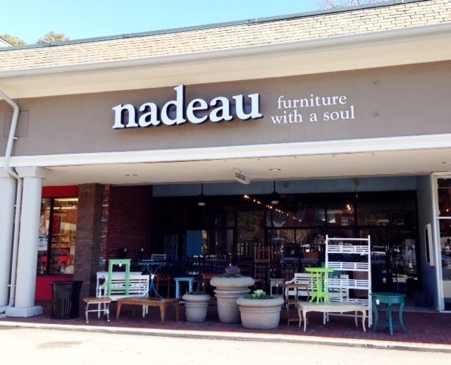 Nadeau Furniture With A Soul Store Atlanta