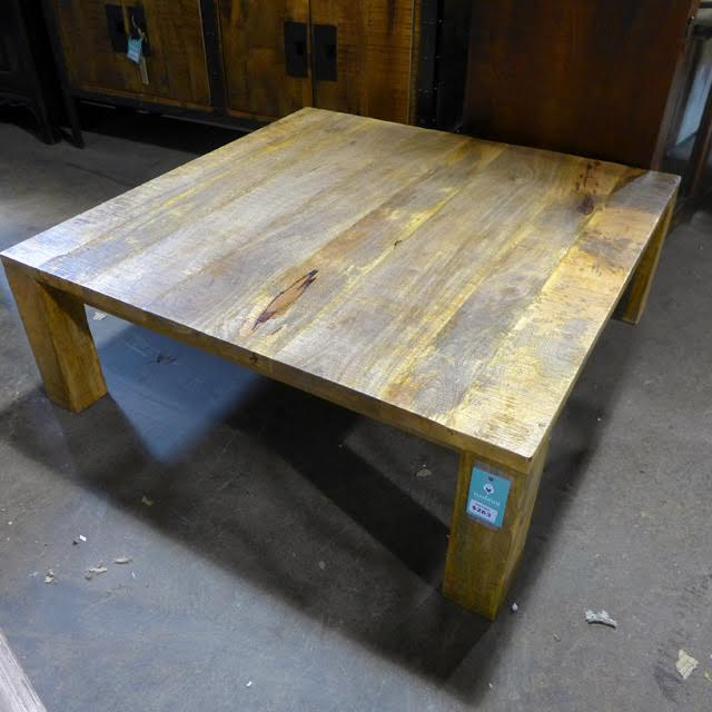 Square Coffee Table Nadeau Atlanta