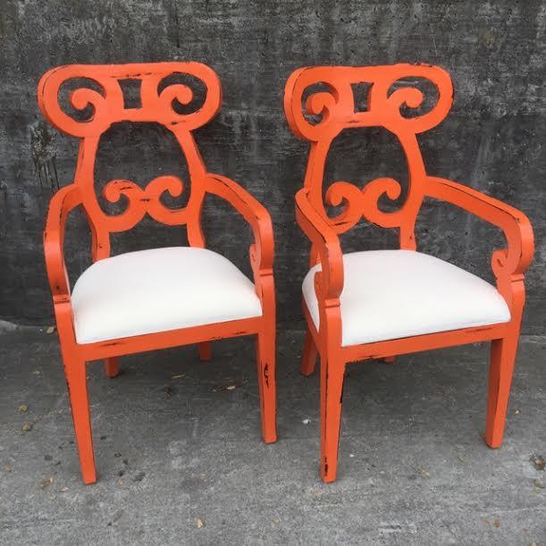 Copenhagen Arm Chair Nadeau Atlanta