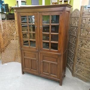Paneled Cabinet With Four Doors Nadeau Atlanta