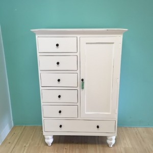 Wardrobe Six Drawers