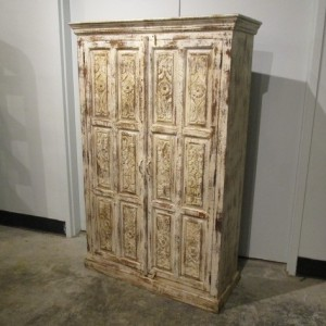 MC261 Carved Cabinet $748