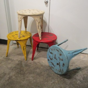 MC305 Iron Stool $68