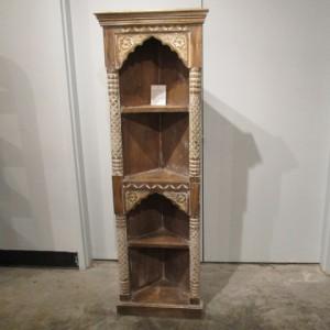 MC375 Corner Bookcase $306