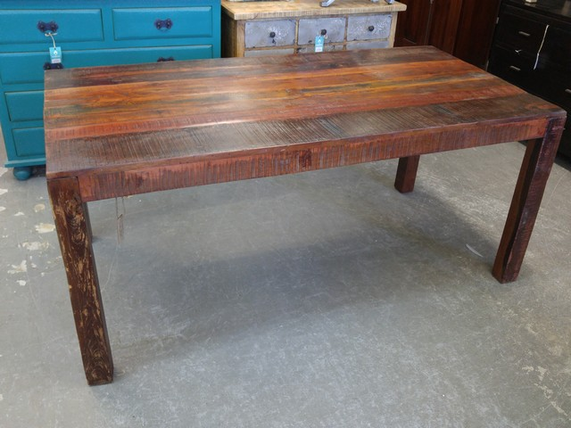 Reclaimed Wood Dining Table Nadeau Charlotte : avr114 from www.furniturewithasoul.com size 640 x 480 jpeg 85kB