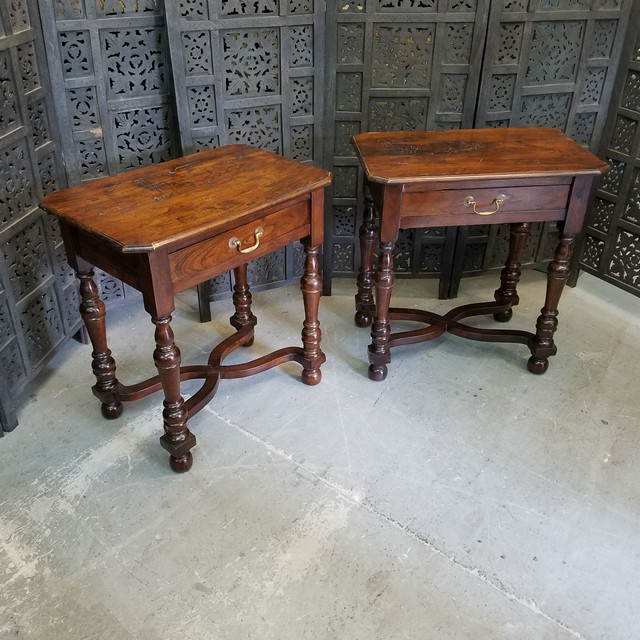 Superb Traditional Side Table