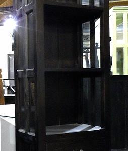 A005  Bookcase in Dark