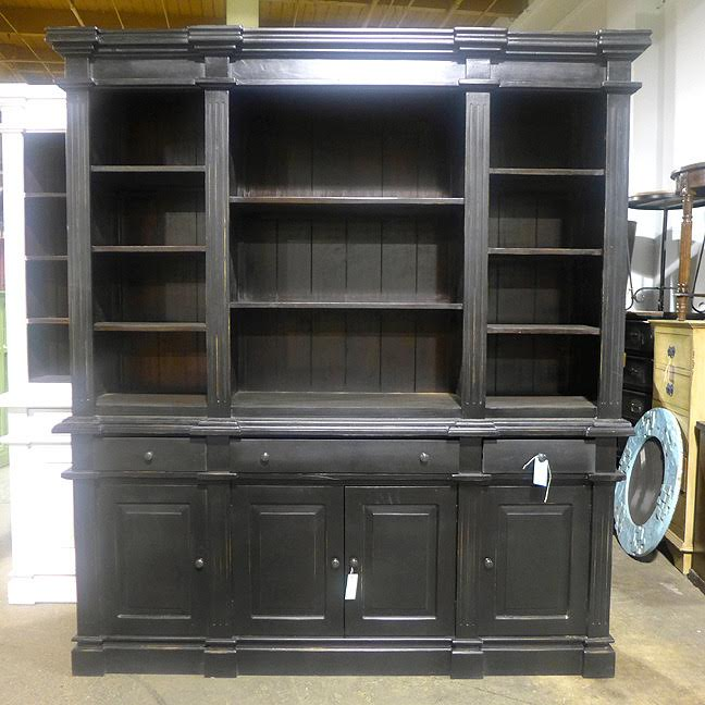 Library Cabinet Large