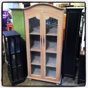 CA031-Bookcase-Cabinet