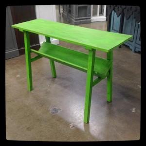 KA126 green console