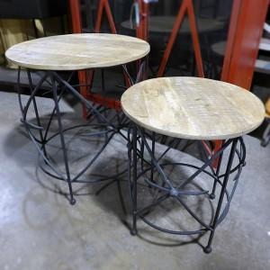 KA608 $211.00 Set of 2 Tables (2)