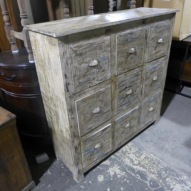 Reclaimed Wood Dresser Nadeau Dallas