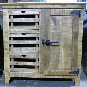NN260  Rustic Cabinet