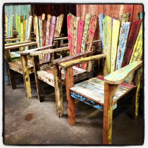 Ti824 Adirondak Chairs