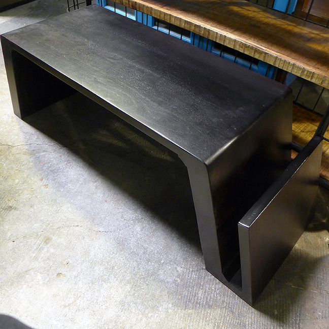 Coffee Table With Magazine Storage Nadeau Dallas