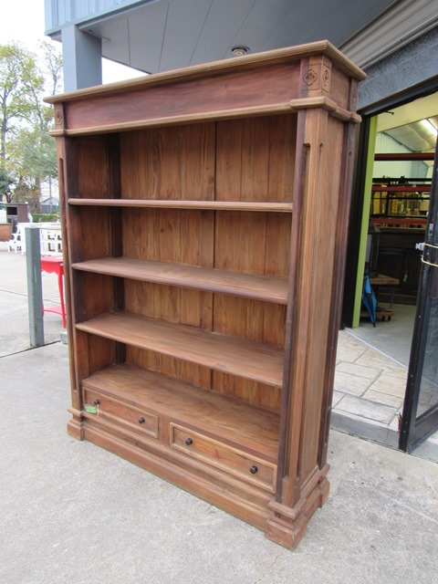 Wide Bookcase