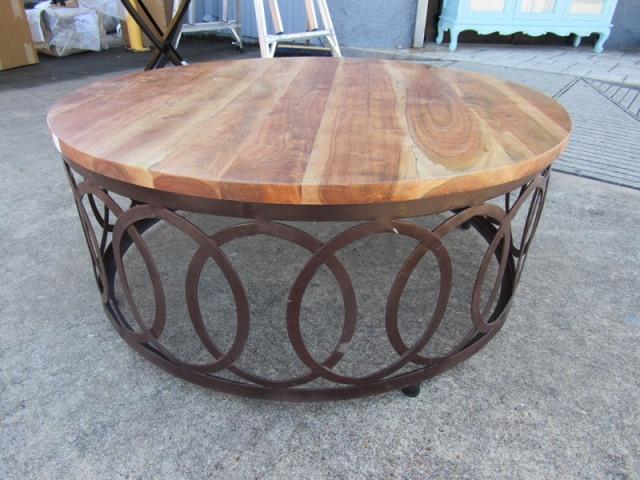 Ring Coffee Table Nadeau Houston