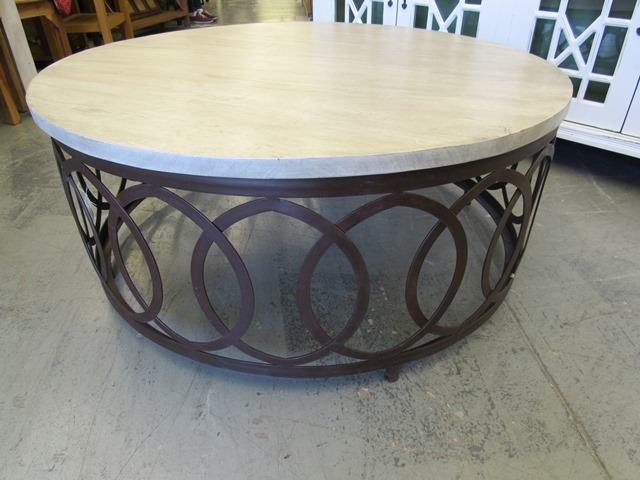 Ring Coffee Table Nadeau Houston