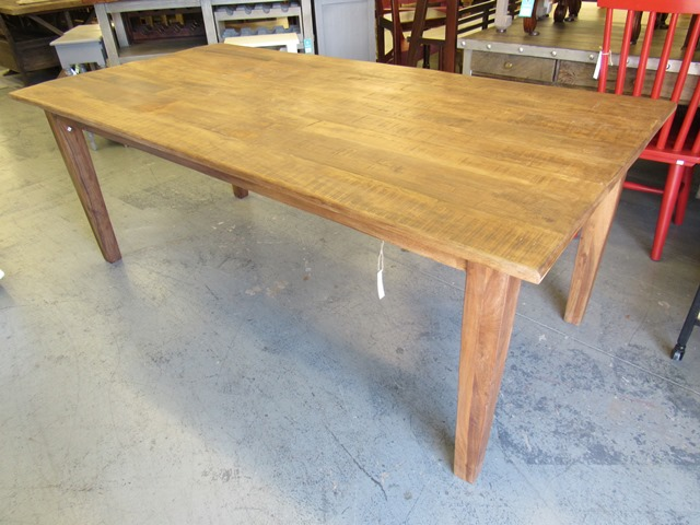 large dining table nadeau houston