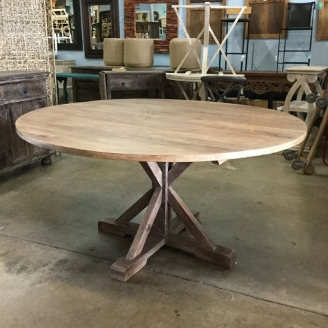 round dining table nadeau houston