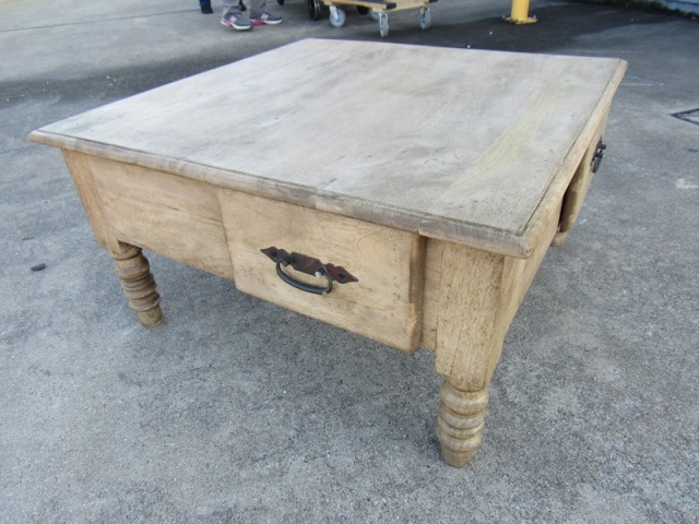 Side Table Nadeau Houston