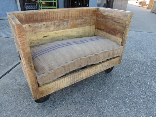 Sofa On Wheels