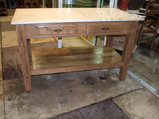 Large Kitchen Island Nadeau Houston