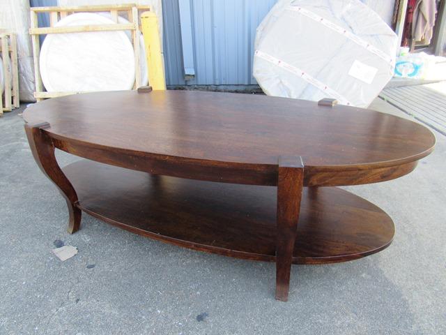 Oval Coffee Table Nadeau Houston