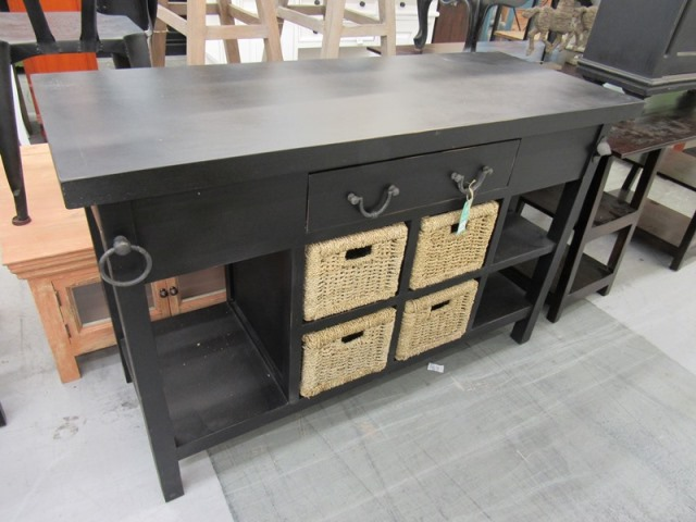 Kitchen Island Small Nadeau Houston