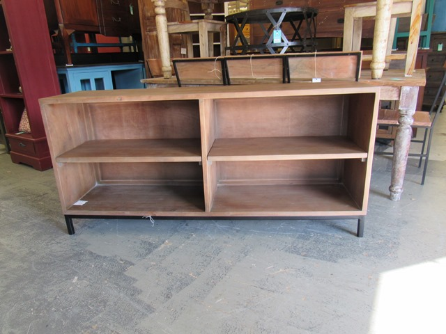 this low pieces shelves a img l open century unique bookshelf with bookcases modern id storage walnut three case features furniture f vintage raised slight back at mid