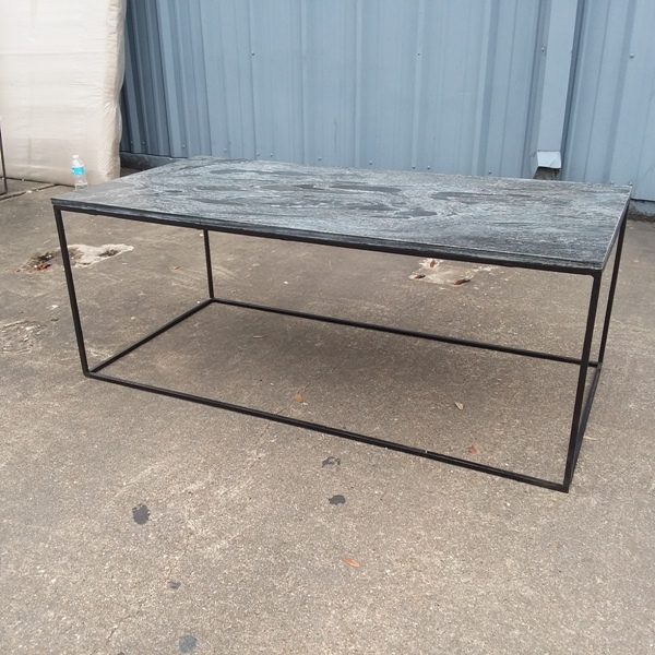 Slate Top Coffee Table Nadeau Houston