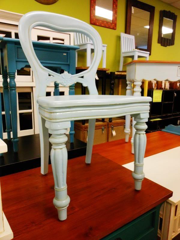Simple Admiralty Side Chair Nadeau Marietta