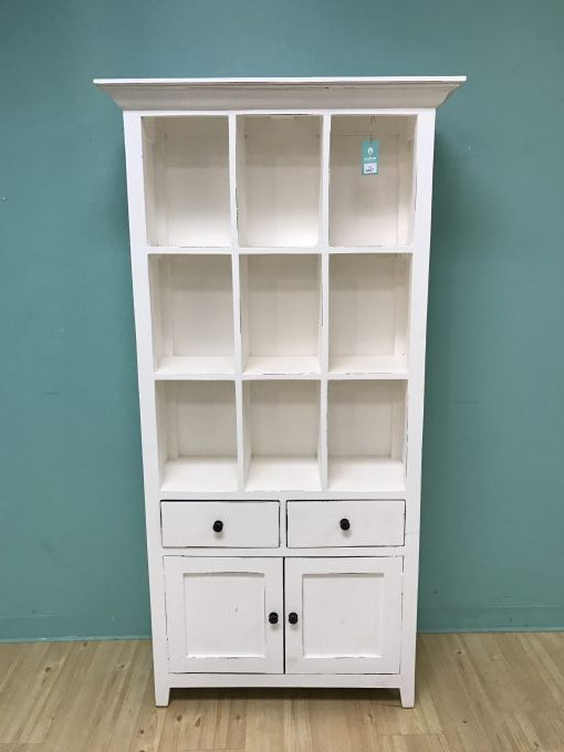 Bookcase With Openings Nadeau Minneapolis