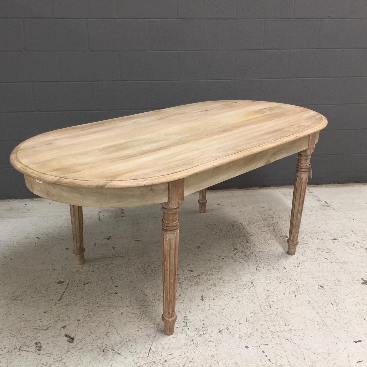 Great Nadeau Furniture Nashville #17 - Oval Dining Table