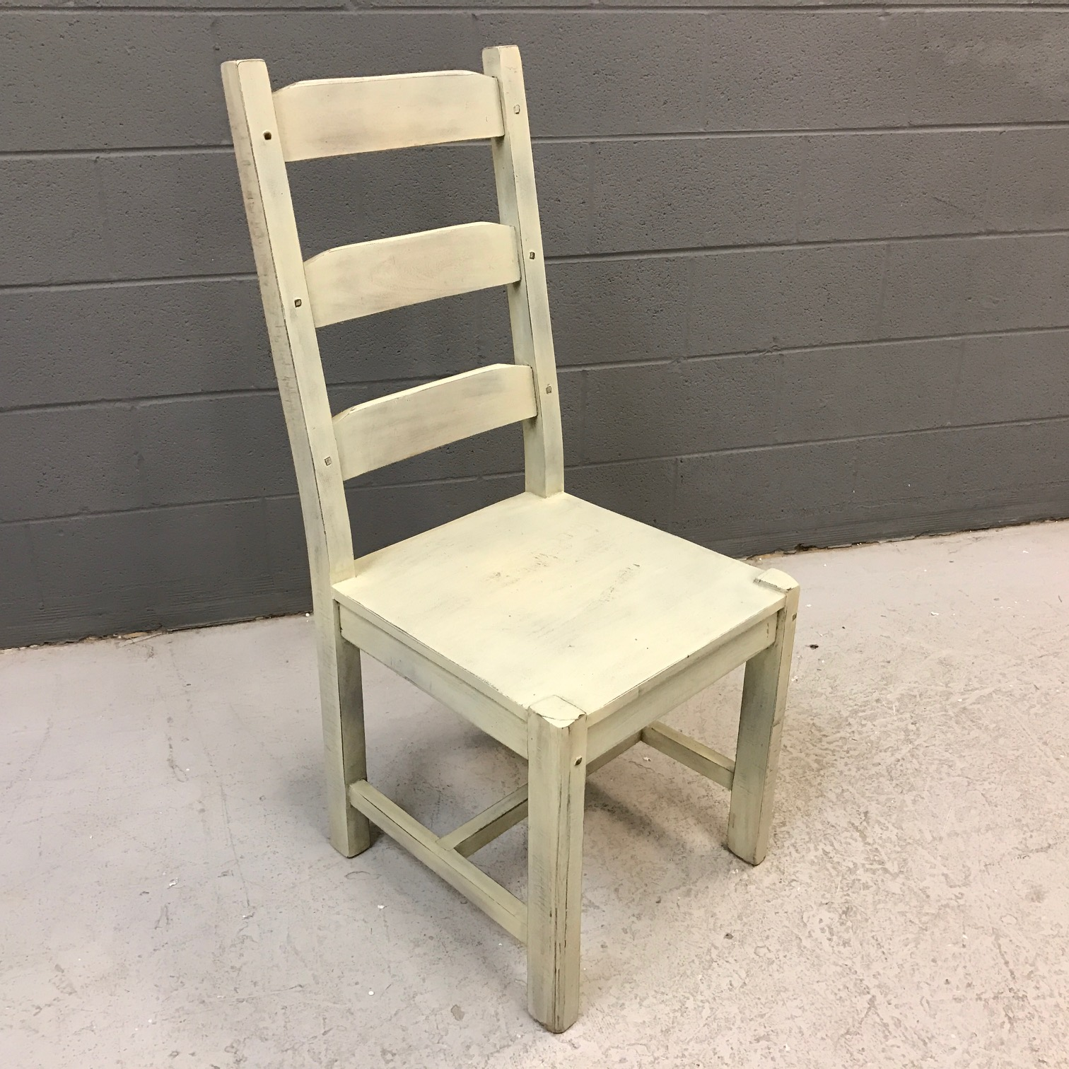Ladder Back Chair Nadeau Nashville