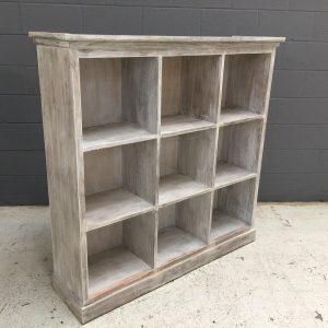 Ti748_whitewash cubby bookcase