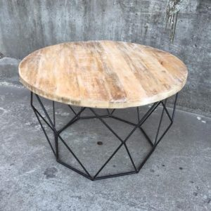 NJ343 $178.00 Round Coffee Table